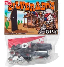 Shorty's Silverados 1""