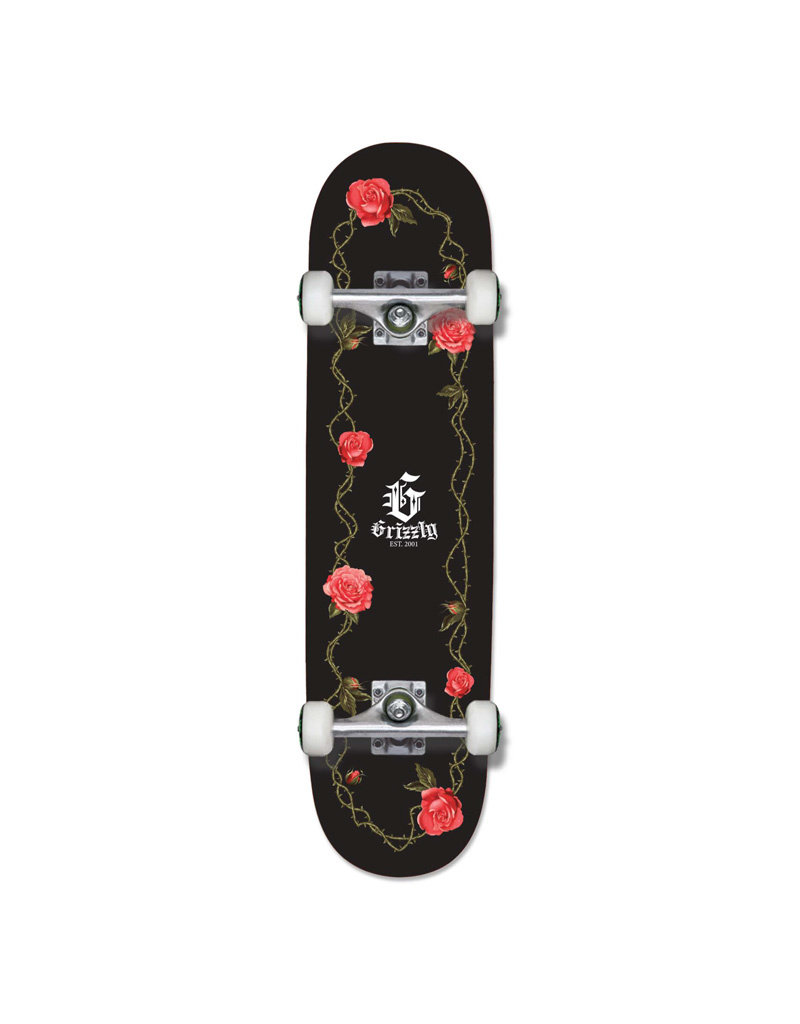 Grizzly G-Rose Complete 8.0