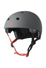 TRIPLE 8 Triple 8 Certified Gun Rubber Skateboard and Bike Helmet