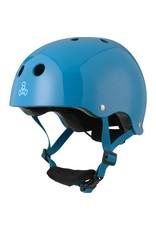 TRIPLE 8 Triple 8 Lil 8 Blue XS Kids Skateboard and Bike Helmet