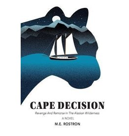New novel by former Skagway resident Mike Rostron