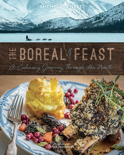 The Boreal Feast - Genest, Michele