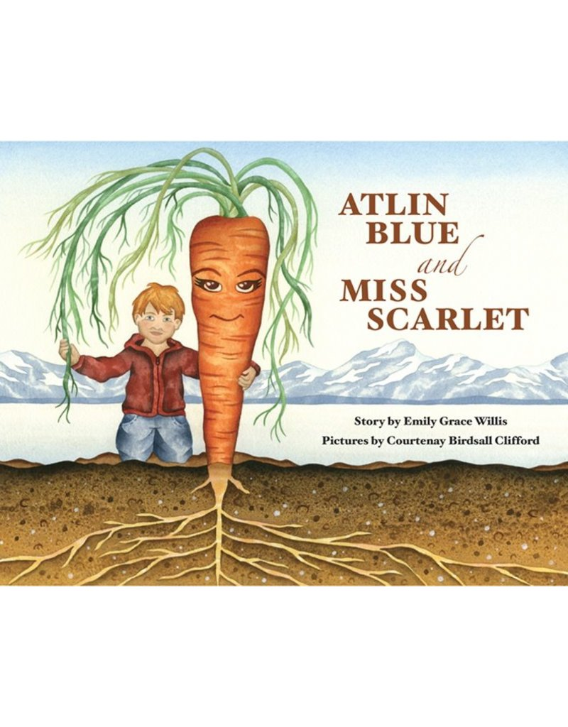 An Alaskan fable of great proportions, Atlin Blue and Miss Scarlet tells a story<br />
