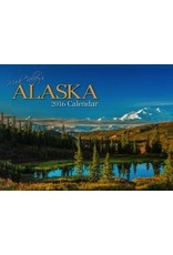 2019 Alaska Calendar - Mark Kelley