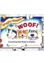 Wiggle-Waggle Woof 1 2 3(bdbk) -- Stihler, Cherie