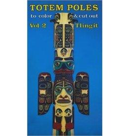Totem Poles cut out - Bellerophon Books