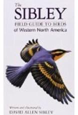 Sibley's Field Guide to Birds of  Western North America - Sibley, David Allen