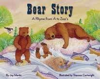 Bear Story A Rhyme From A to Z (sc)- Martin, Joy & Cartwright, Shan