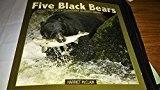 Five Black Bears - McClain, Harriet