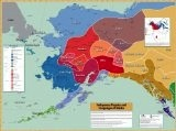 Map - Indigenous Peoples and Languages of Alaska - Univ of Alaska