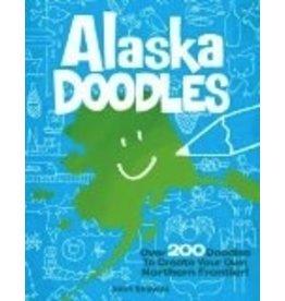 Alaska Doodles: Over 200 Doodles to Create Your Own Northern Frontier! - John Skewes
