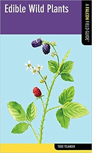 Edible Wild Plants, Falcon Field Guide - Todd Telander