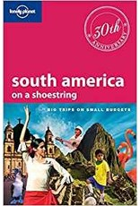 Lonely Planet South America;<br />on a shoestring