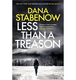 Less Than A Treason Stabenow, Dana
