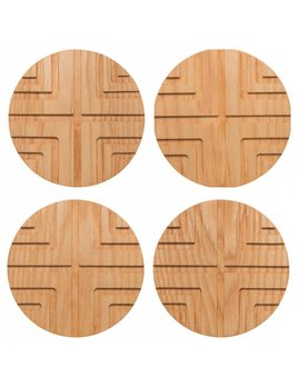 Danica/Now Cross Geo Coasters