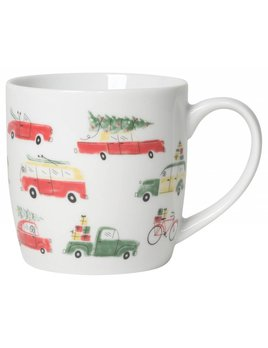 Danica/Now Holiday Cars Mug