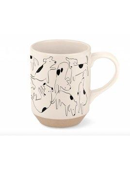 Fringe Studio Dog Spot Mug