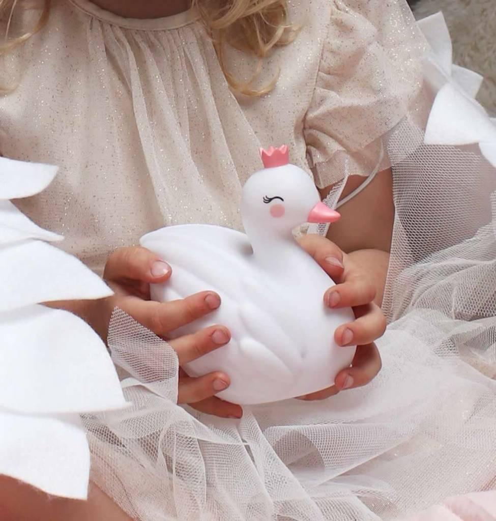 Little Lovely Veilleuse Petit Cygne