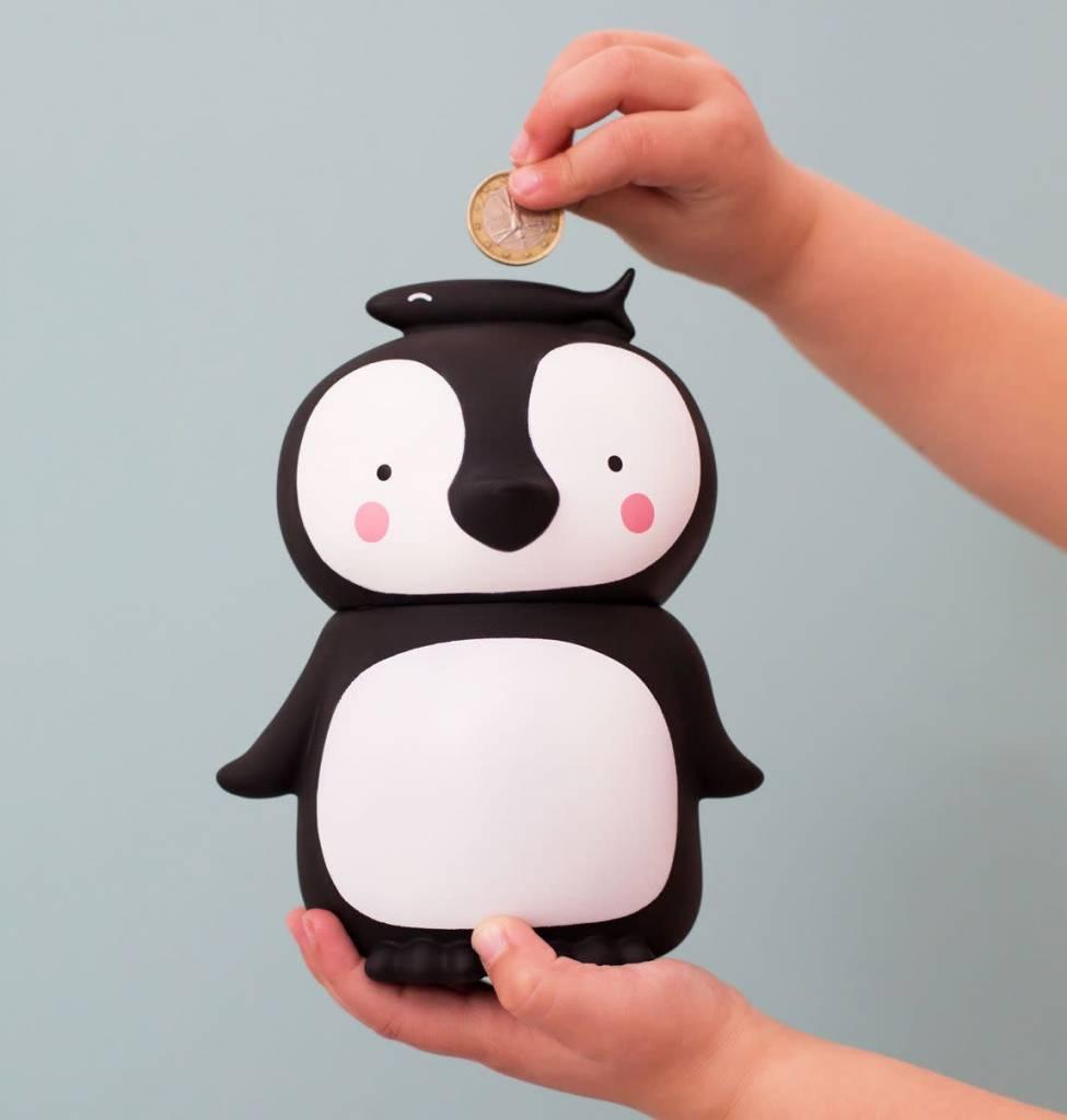 Little Lovely Penguin Bank