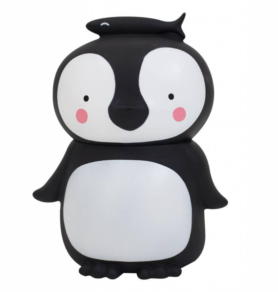 Little Lovely Banque Petit Pingouin
