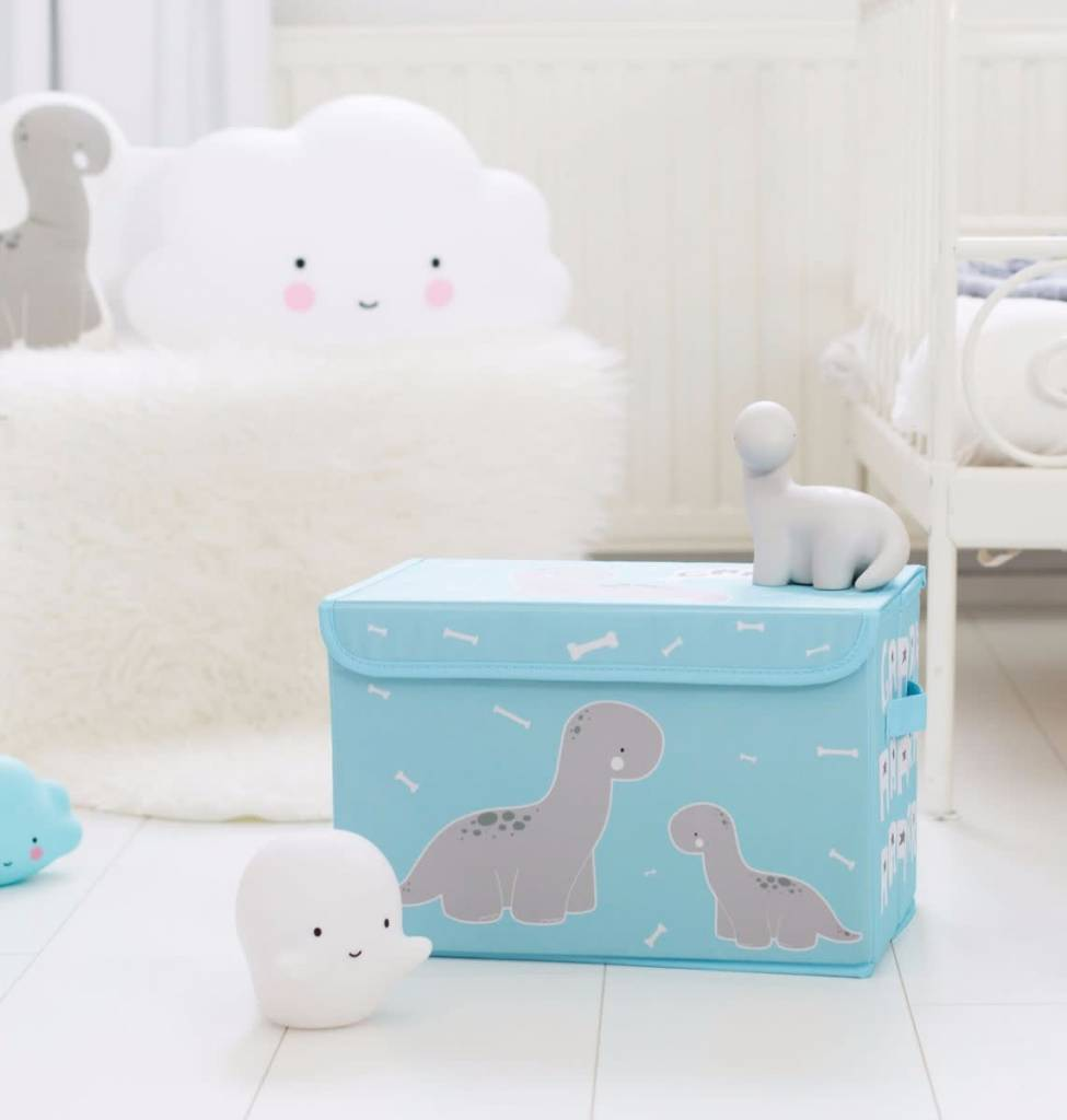 Little Lovely Brontosaurus Storage Box