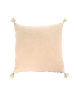 Indaba Nori Sand Linen Pillow