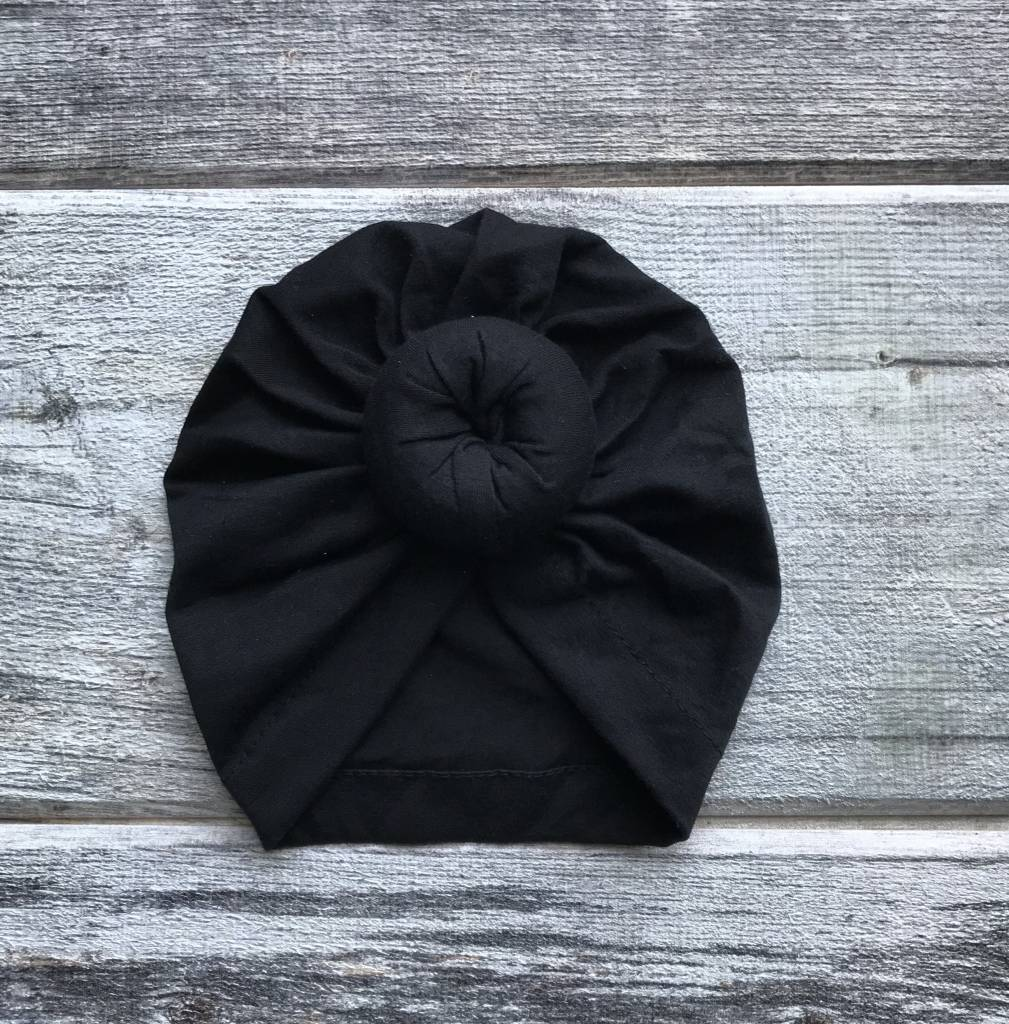 Mini Bretzel Baby Turban - Color Choices