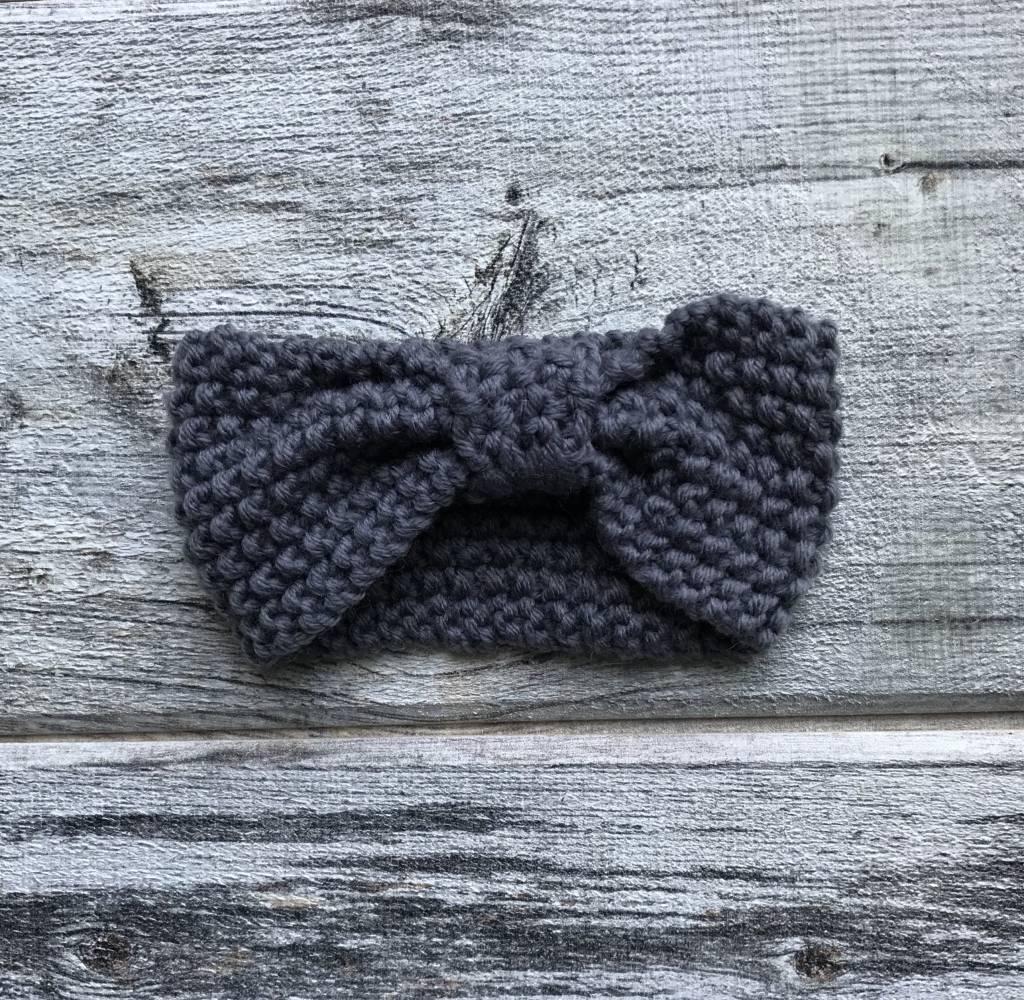 Mini Bretzel Warm Headband - Color Choices