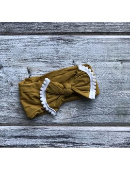 Mini Bretzel Daisy Headband - Color Choices