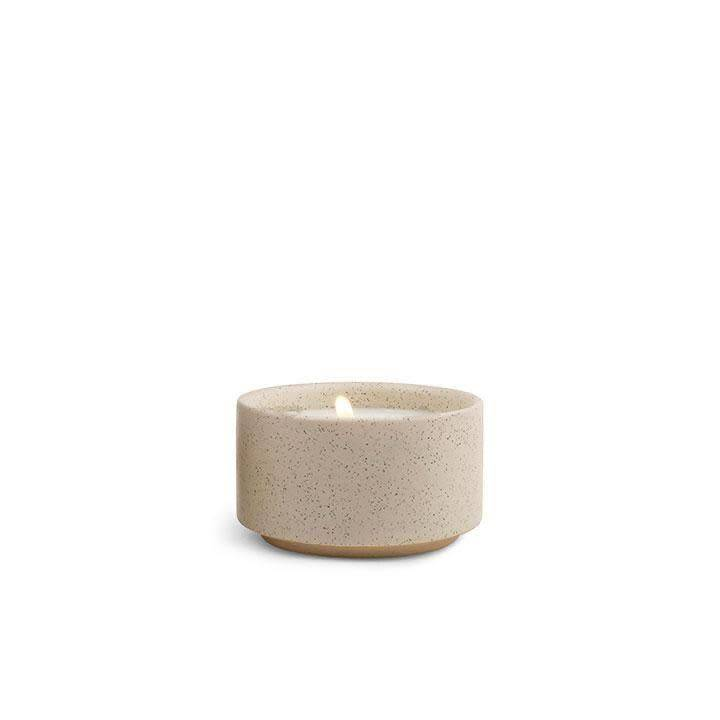 Little Tobacco and Sandalwood Ceramic Candle