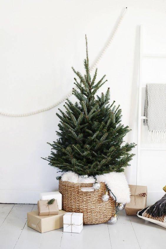 Zoom tendance : Un Noël tout en simplicité