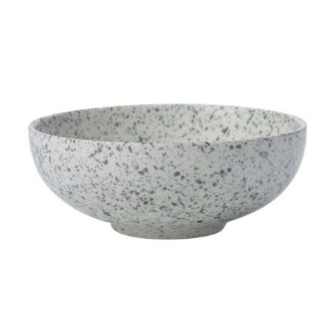 Maxwell & Williams Caviar Speckle Coupe Bowl