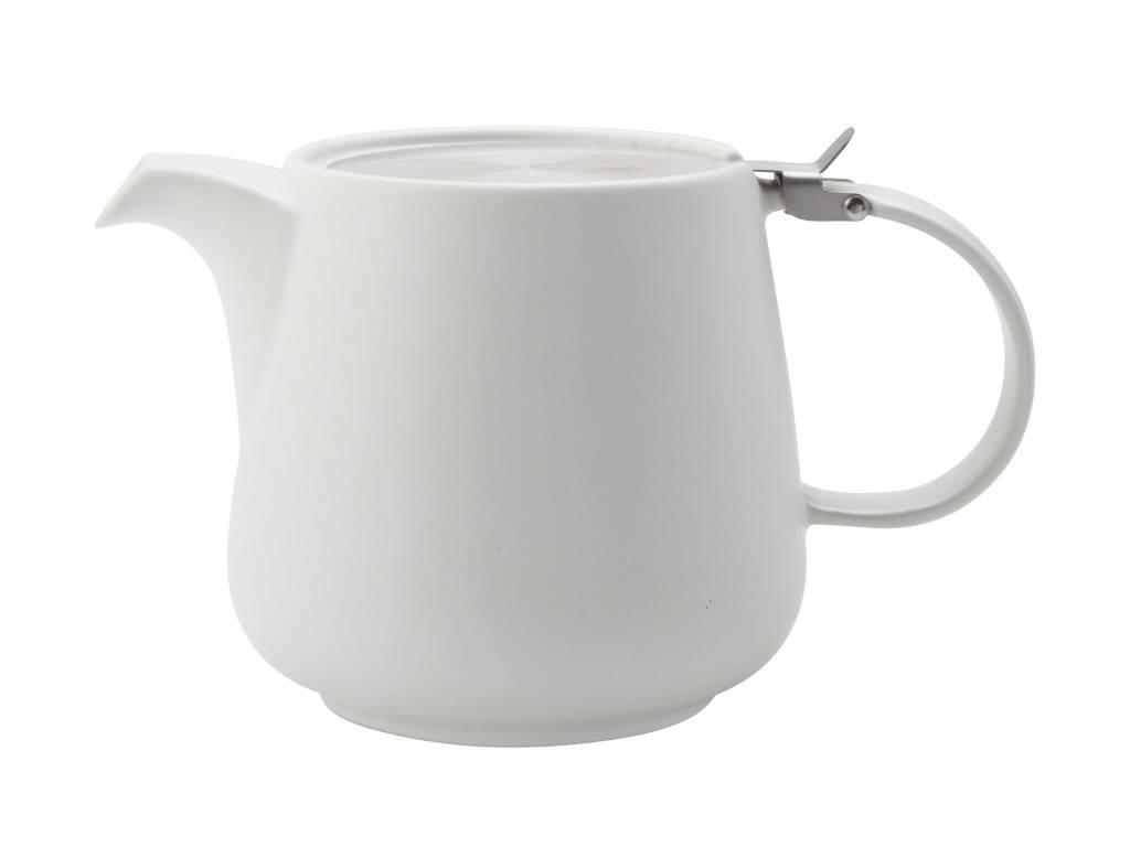 Maxwell & Williams White Scandinavian Teapot  - 2 sizes