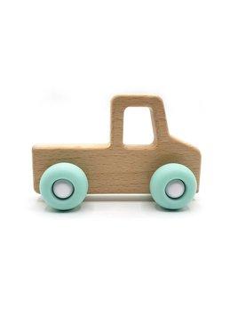 Pois et Moi Mint Pick-Up Truck