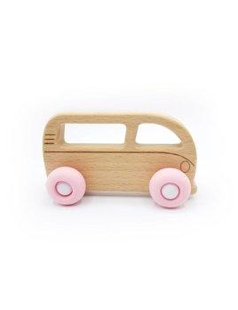 Pois et Moi Pink Camper Car