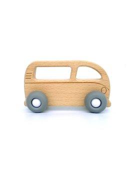 Pois et Moi Grey Camper Car