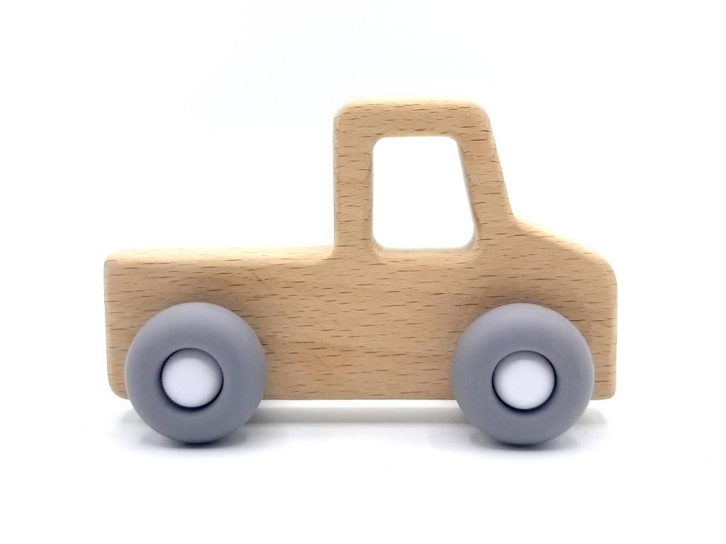 Pois et Moi Grey Pick-Up Truck