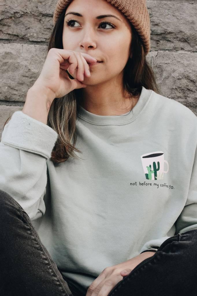 Mimi Hammer Café Yo Sweatshirt