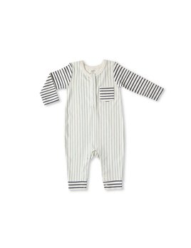 Petit Pehr Striped Two-Tone Romper - Color Choices