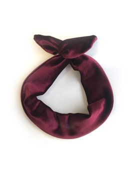Gibou Velvet Twisted Headband - Color Choices