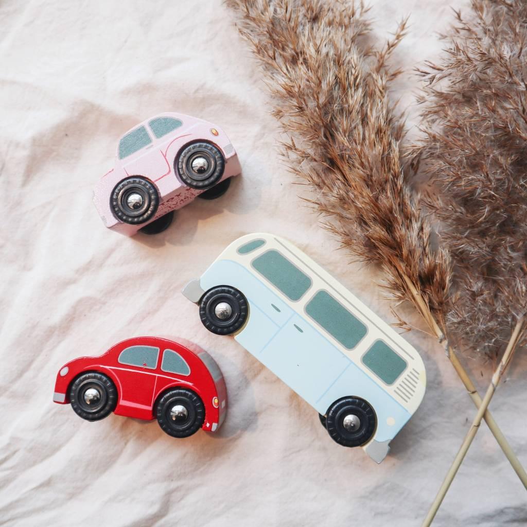 Le Toy Van Retro Car Set