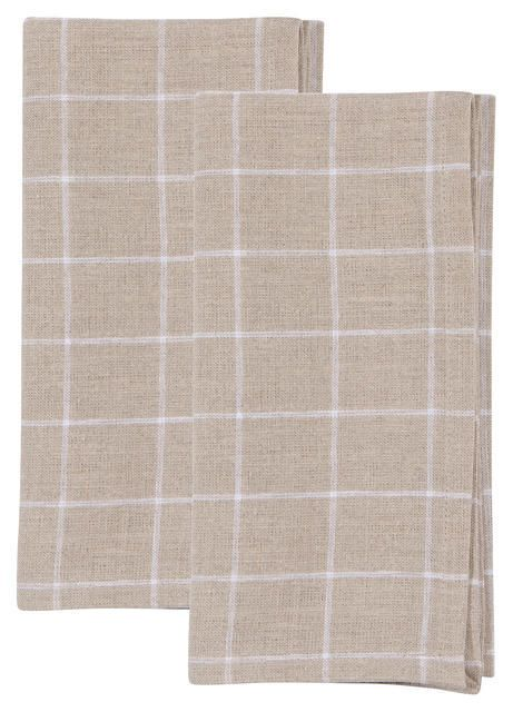 Danica/Now Checkered Dishcloths Set