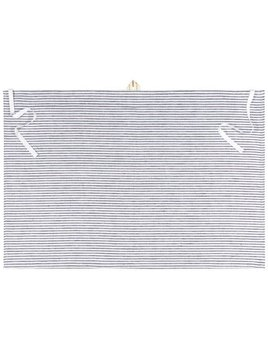 Danica/Now Grey Stripes Apron