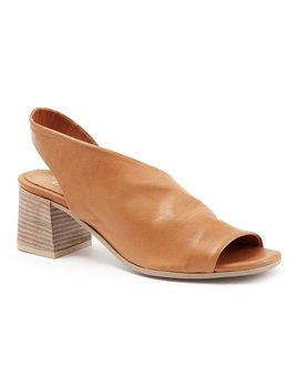 Bueno Chaussure Everly Tan