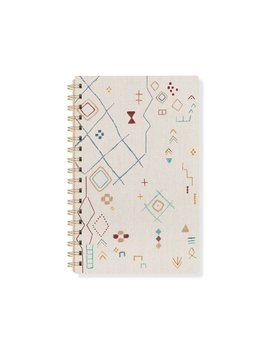 Fringe Studio Cahier de Notes Tribal
