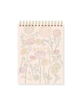 Fringe Studio Ranunculus Sketchbook