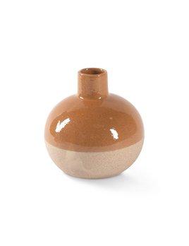 Fringe Studio Vase Artisan Oak