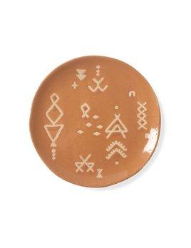 Fringe Studio Oak Artisan Plate