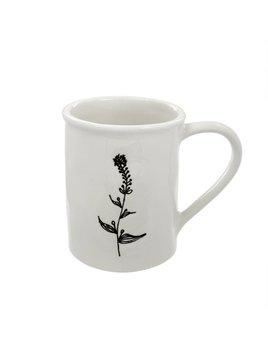 Indaba Tasse Branche Florale