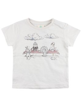 EN FANT Animal Picnic T-shirt